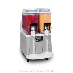 Bunn-O-Matic ULTRA-2-0012 Frozen Drink Machine Non-Carbonated