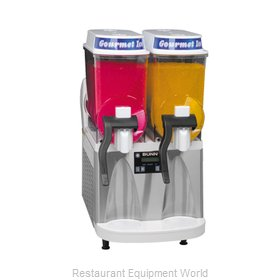 Bunn-O-Matic ULTRA-2-0079 Frozen Drink Machine Non-Carbonated