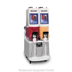 Bunn-O-Matic ULTRA-2AF-0067 Frozen Drink Machine Non-Carbonated