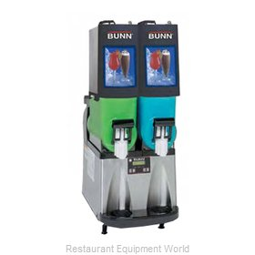 Bunn-O-Matic ULTRA-2PAF-0501 Frozen Drink Machine Non-Carbonated