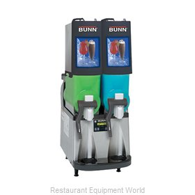 Bunn-O-Matic ULTRA-2PAF-0504 Frozen Drink Machine Non-Carbonated
