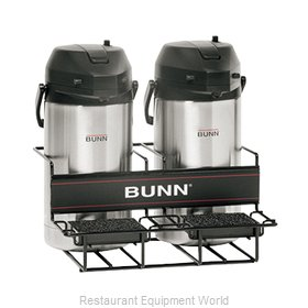 Bunn-O-Matic UNIV-2-0001 Airpot Serving Rack