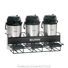Bunn-O-Matic UNIV-3-0002 Airpot Serving Rack