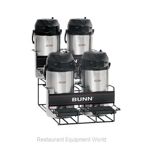 Bunn-O-Matic UNIV-4-0003 Airpot Serving Rack