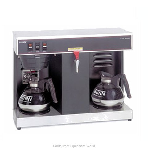 Bunn-O-Matic VLPF-0005 Coffee Brewer for Glass Decanters
