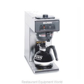 Bunn-O-Matic VP17-1-0001 Slimline Pour-Over Brewer