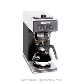 Bunn-O-Matic VP17-1-0011 Coffee Brewer for Glass Decanters