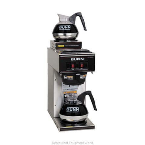 Bunn-O-Matic VP17-2-0002 Slimline Pour-Over Brewer