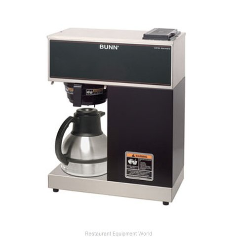 Bunn-O-Matic VPR-TC-0011 Coffee Brewer for Thermal Server