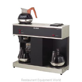 Bunn-O-Matic VPS-0031 Coffee Brewer for Glass Decanters