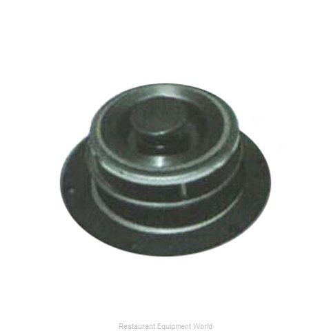 BusBoy by Nemco B10606 Sink Flange w Stopper (Magnified)