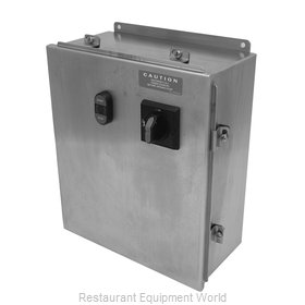 BusBoy by Nemco B25100 Disposer Control Panel
