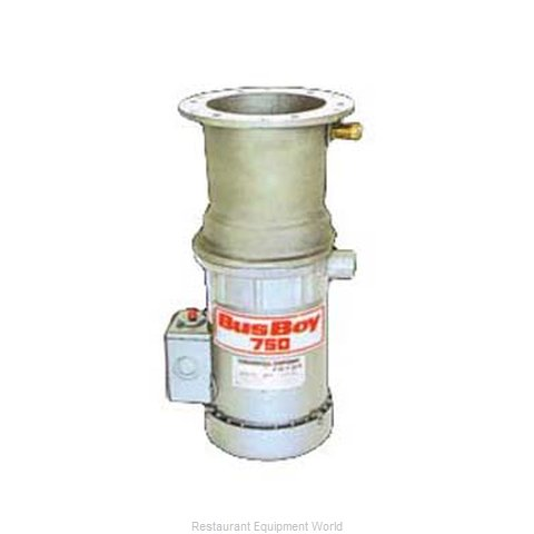 BusBoy by Nemco B750-SM-MBR-P Disposer