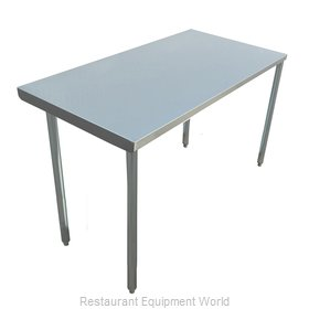 Bev Les Company BT163F3048O Work Table,  40