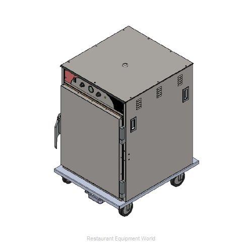 Bev Les Company HCSS44W64 Proofer Cabinet, Mobile, Half-Height
