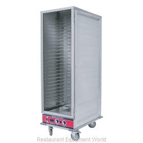 Bev Les Company HPC-7125-A Proofer Cabinet, Mobile