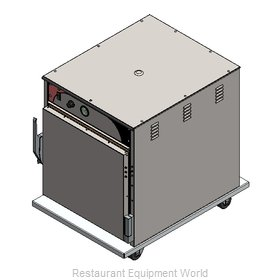 Bev Les Company HTSS34P64 Proofer Cabinet, Mobile, Undercounter