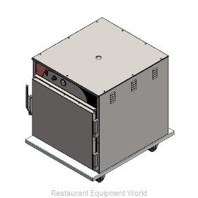 Bev Les Company HTSS34W44 Proofer Cabinet, Mobile, Undercounter