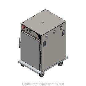 Bev Les Company HTSS44P81 Proofer Cabinet, Mobile, Half-Height