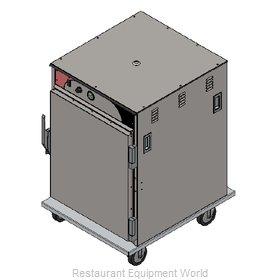 Bev Les Company HTSS44W61 Proofer Cabinet, Mobile, Half-Height