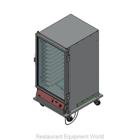 Bev Les Company PHC60-24-A-4R1 Proofer Cabinet, Mobile