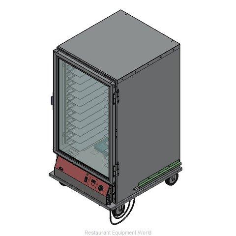 Bev Les Company PHC60-24INS-A-1L1 Proofer Cabinet, Mobile