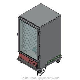 Bev Les Company PHC60-24INS-A-4L1 Proofer Cabinet, Mobile