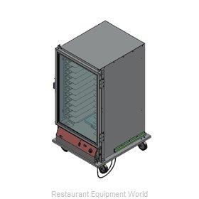 Bev Les Company PICA60-24-A-1L1 Proofer Cabinet, Mobile