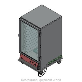 Bev Les Company PICA60-24INS-A-1L1 Proofer Cabinet, Mobile