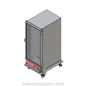 Bev Les Company PICA70-32-AED-1R3 Proofer Cabinet, Mobile