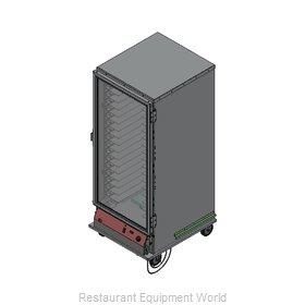 Bev Les Company PICA70-32INS-A-1L1 Proofer Cabinet, Mobile