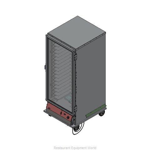 Bev Les Company PICA70-32INS-A-4L2 Proofer Cabinet, Mobile