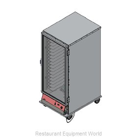 Bev Les Company PICA70-32INS-AED-1R1 Proofer Cabinet, Mobile