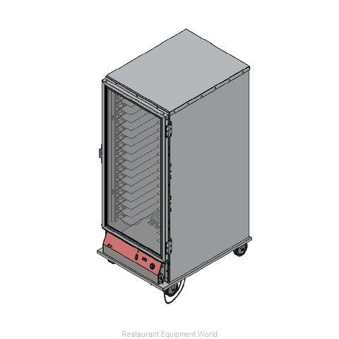 Bev Les Company PICA70-32INS-AED-4L1 Proofer Cabinet, Mobile