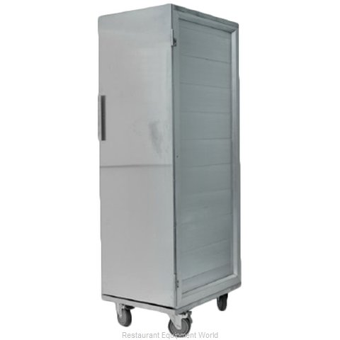 Bev Les Company PR-6840 Cabinet, Enclosed, Bun / Food Pan