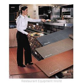 Cactus Mat 1640R-B4 Floor Mat, Anti-Fatigue