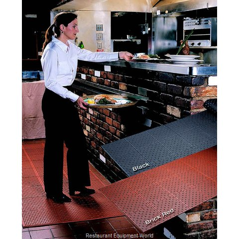 Cactus Mat 1640R-R4 Floor Mat, Anti-Fatigue