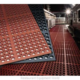 Cactus Mat 2521-R1S Floor Mat, Anti-Fatigue