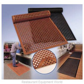 Cactus Mat 2530-R20 Floor Mat, Anti-Fatigue