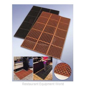 Cactus Mat 3525-C4 Floor Mat, Anti-Fatigue
