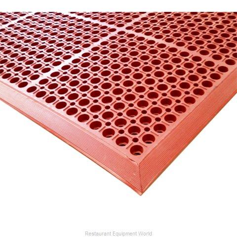 Cactus Mat 4420-RSWB Floor Mat, Anti-Fatigue