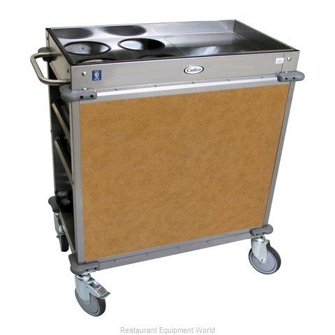 Cadco BC-2-L1 Cart, Beverage