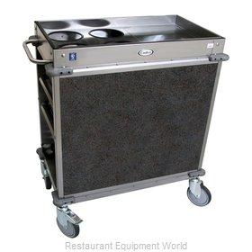 Cadco BC-2-L3 Cart, Beverage