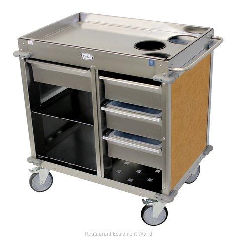 Cadco BC-4-L1 Cart, Beverage