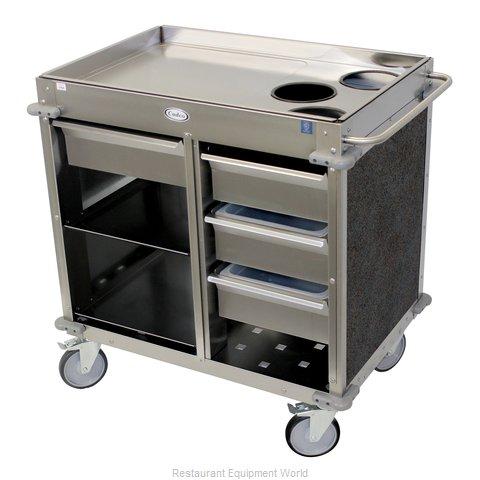 Cadco BC-4-L3 Cart, Beverage