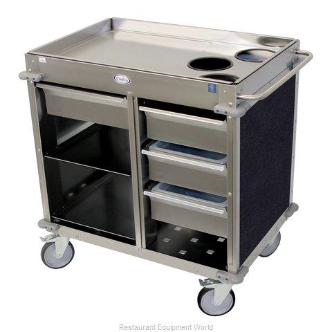 Cadco BC-4-L4 Cart, Beverage