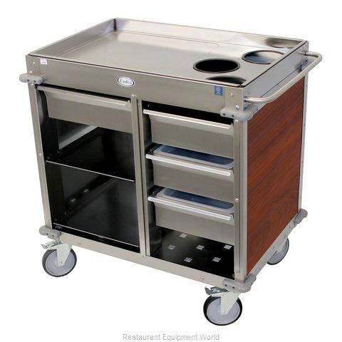 Cadco BC-4-L5 Cart, Beverage
