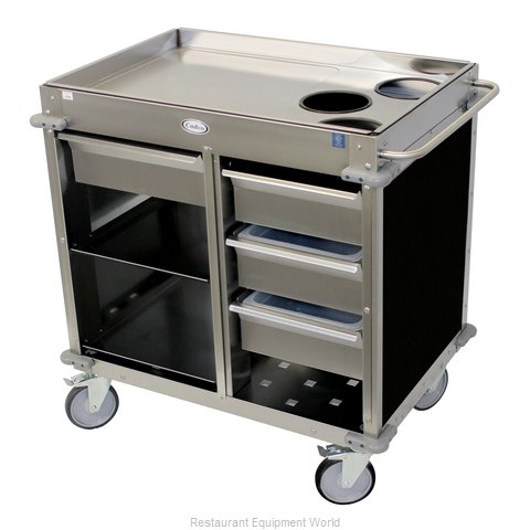 Cadco BC-4-L6 Cart, Beverage