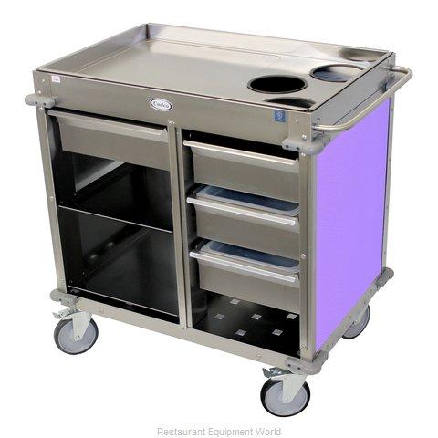Cadco BC-4-L7 Cart, Beverage