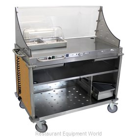 Cadco CBC-DC-L1 Serving Counter, Hot Food, Electric